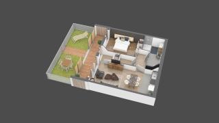 appartement 03 de type T2