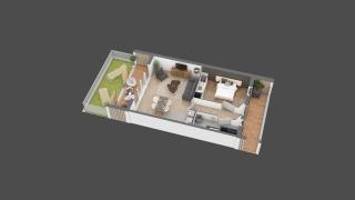 appartement 20 de type T2